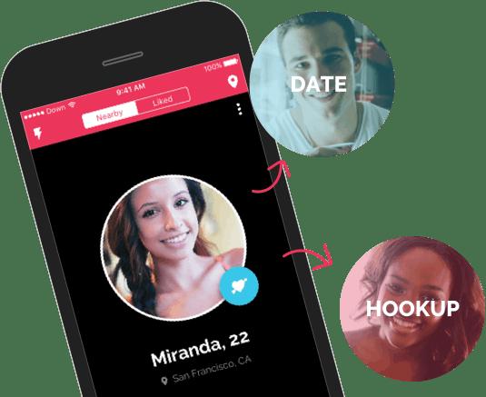 sex hookup apps